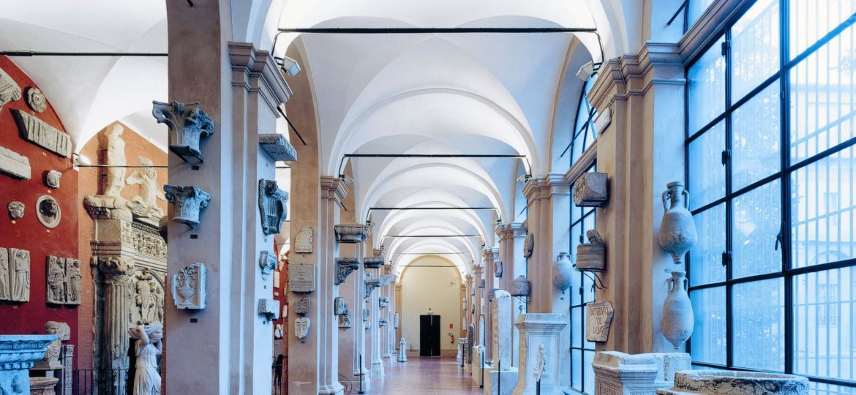 Palazzo dei Musei - Galleria dei marmi (3)