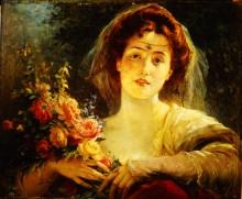 Ritratto di Giuliette Detti