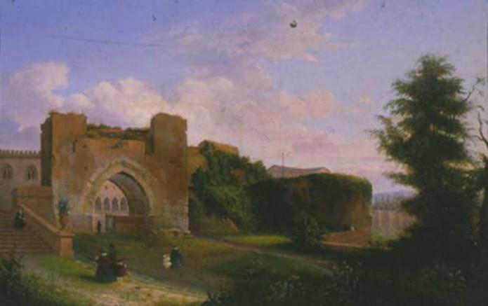 L'antica porta di San Nazario in Reggio
