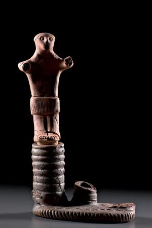 Museo Chierici – Statuetta in terracotta
