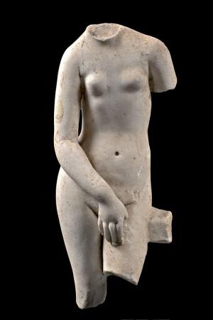 Museo Chierici – Venere pudica