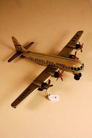 """Come condivideremo – Aeroplano, modellino """"Pan American World Airways"""", 1960"""