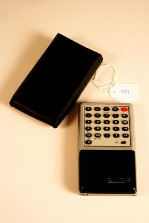 """Come condovoderemo – Calcolatrice """"Mannix S"""" con custodia"""