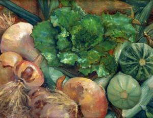 Come mangeremo  – Erbaggi e frutta