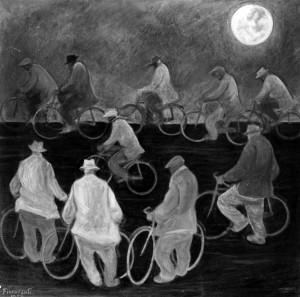 Everardo Fioravanti, Le notti bianche sul delta, 1959