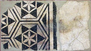 Mosaico di età romana da una domus di Reggio Emilia