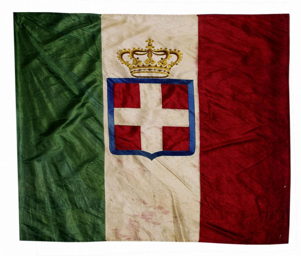 bandiera sabauda