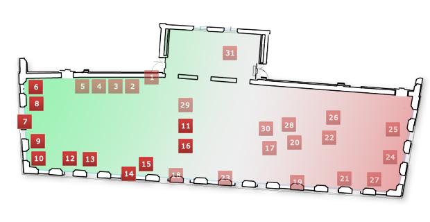 Museo Tricolore: Sala 2, sez. II