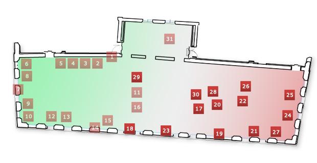 Museo Tricolore: Sala 2, sez. III