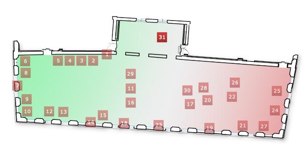 Museo Tricolore: Sala 2, sez. IV