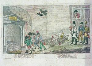 Funerali della Repubblica Cisalpina – maggio 1799