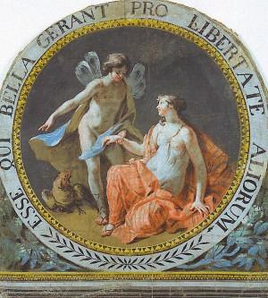 Il Genio della libertà di Pietro Soliani
