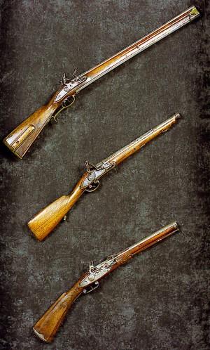 Armi da fuoco della Guardia Civica Reggiana