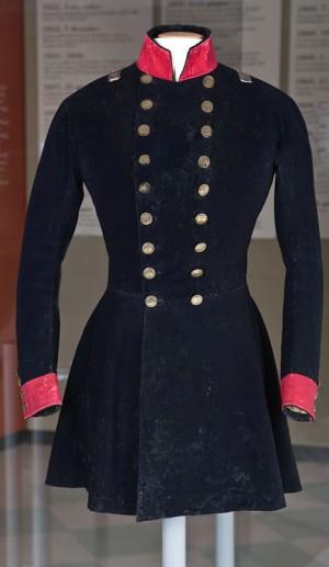 Tunica da ufficiale di Giulio Ferrari