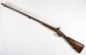 Fucile appartenuto a Giuseppe Lamberti