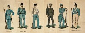Divisa dei volontari del 1848