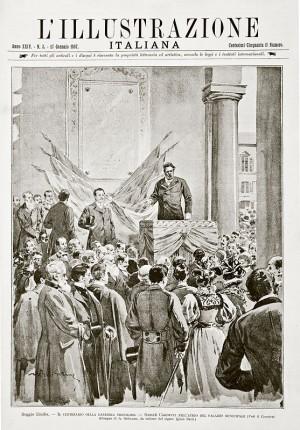 L'illustrazione italiana – 17 gennaio 1897