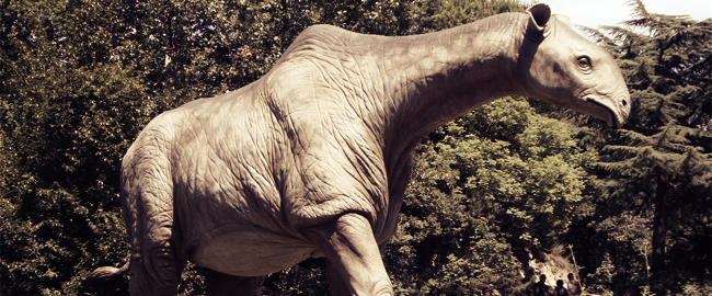 pic nic tra i dinosauriù