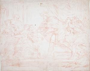 Ambito bolognese – Ester sviene davanti ad Assuero
