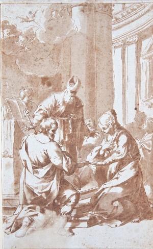 Antonio Bellucci – Sposalizio della Vergine