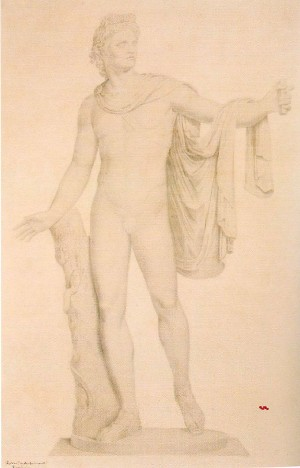 Carlo Raimondi – Copia dell'Apollo del Belvedere