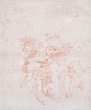 Gaetano Gandolfi – Tre personaggi in fuga