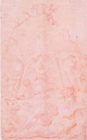 Giacomo Giovannini – Le arti di Bologna riconoscenti al mecenatismo di casa Medici