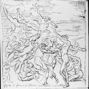Giovanni Costetti – Figure mitologiche