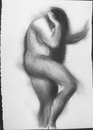 Giovanni Costetti – Nudo femminile.