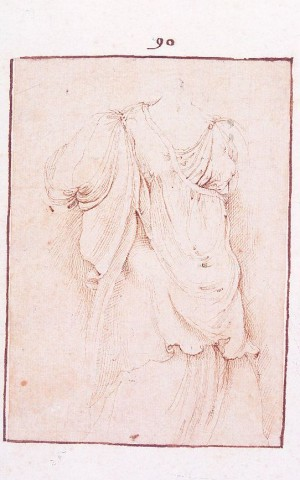 Girolamo da Carpi – Tre studi dall'antico (1)