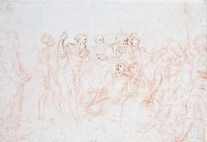 Lorenzo Pasinelli – Scena Biblica o mitologica